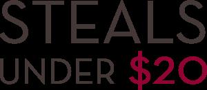 Steals under $20