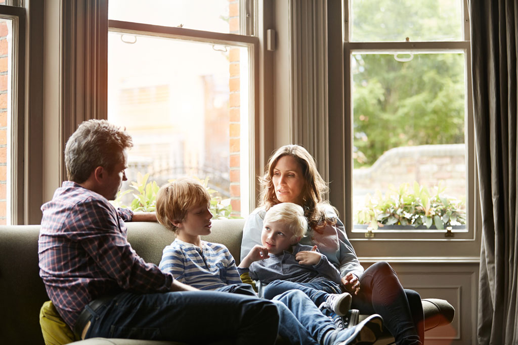 """What special planning issues does a """"blended family"""" present?"""