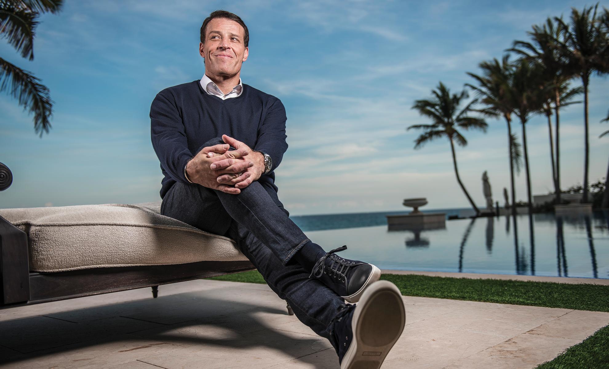 Tony robbins west palm beach
