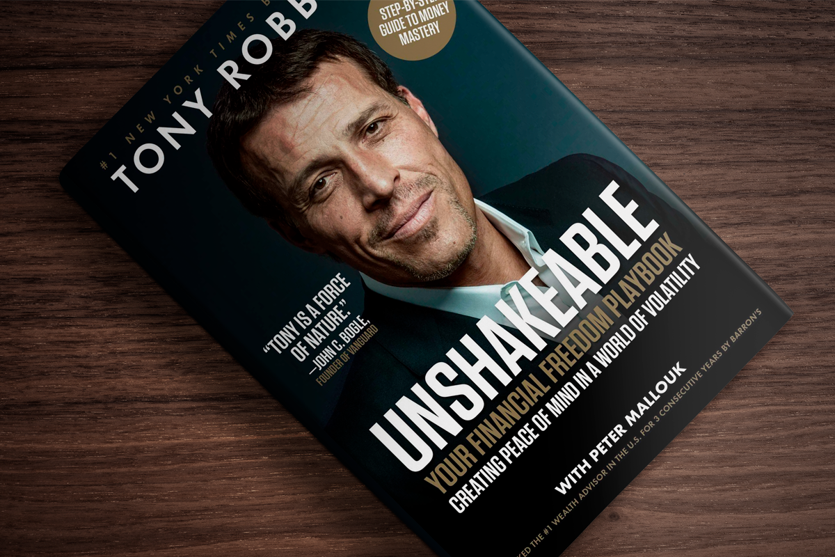 The Unstoppable Tony Robbins - Worth
