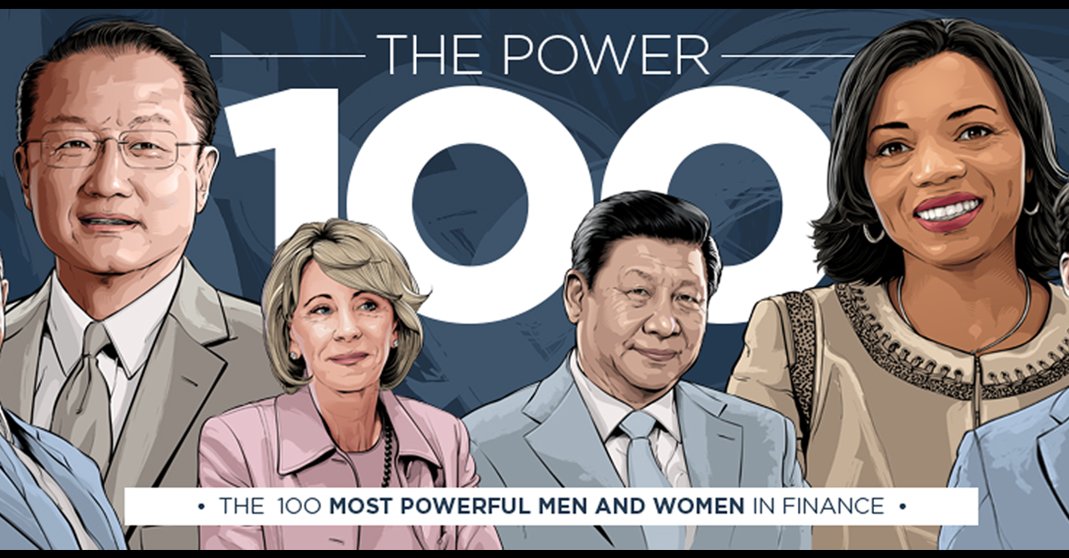 The Power 100 2017 - Worth