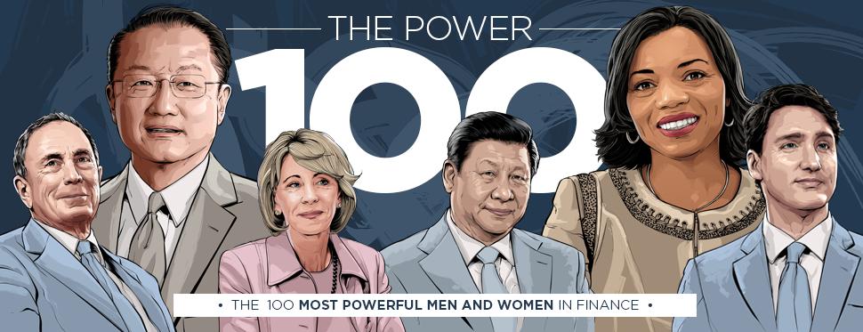 The Power 100 2017 - Worth