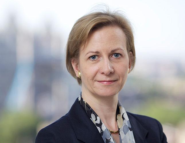 Michala Marcussen: Group Chief Economist, Société Générale SA