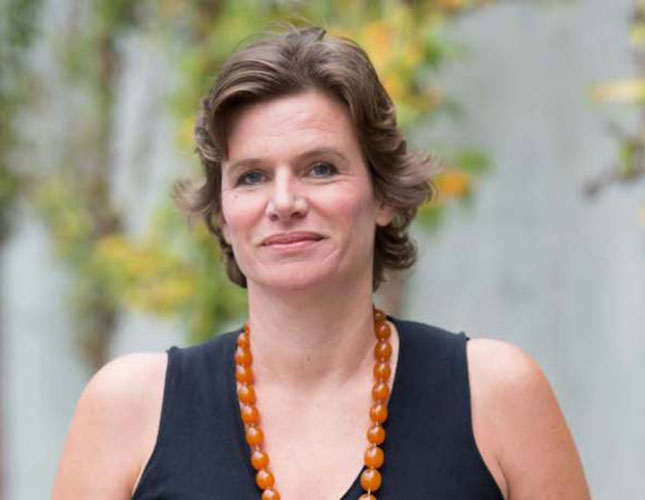 Mariana Mazzucato: Chair, Economics of Innovation and Public Value, University College London and Founder and Director, UCL Institute for Innovation and Public Purpose