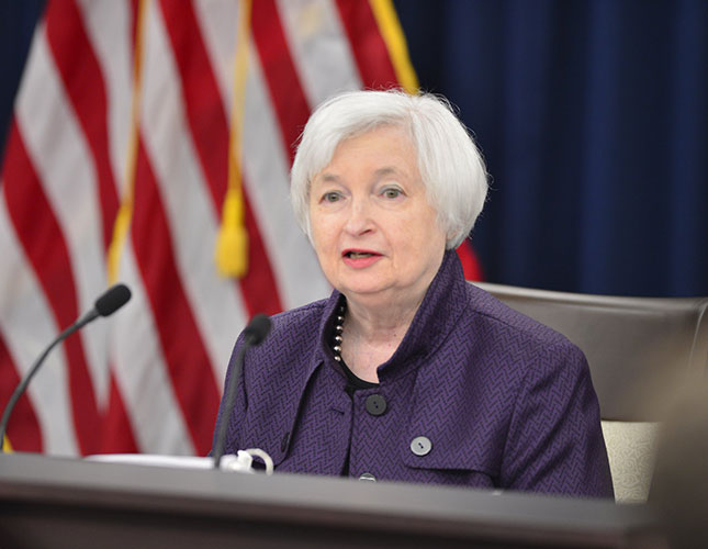 Janet Yellen: Distinguished Fellow in Residence with the Economic Studies Program, The Brookings Institution