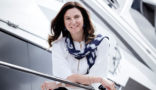 The Woman Leading a Super Yacht Empire - Worth
