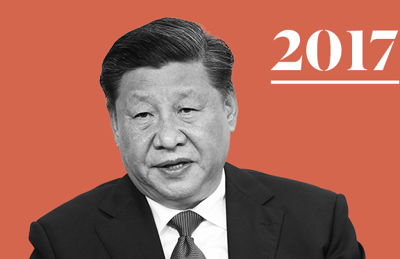 Power 100 Xi Jinping
