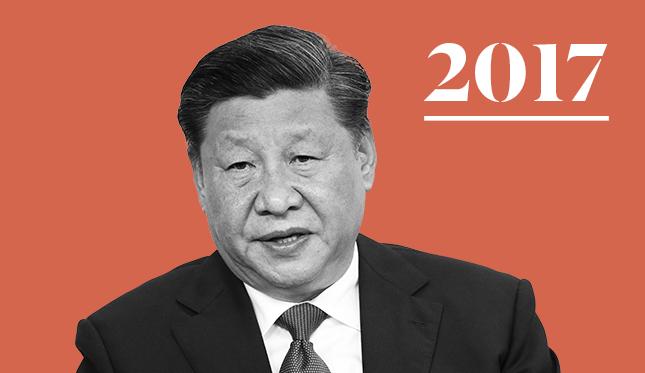 Power 100 Xi Jinping