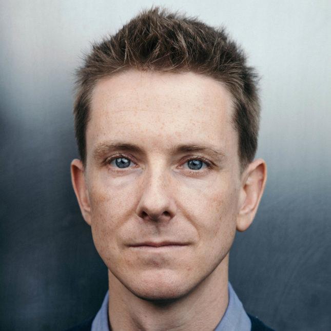 Facebook cofounder Chris Hughes